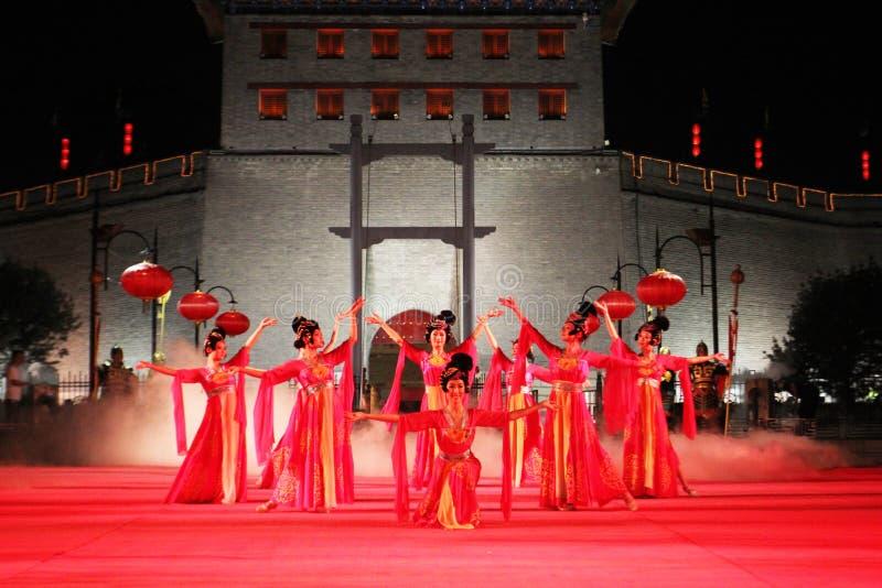 Xian City, China stock photos
