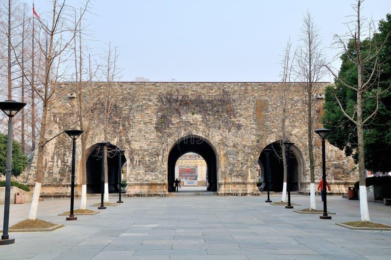 Xian City Walls fotos de archivo libres de regalías