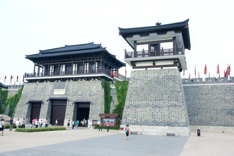 Xiang Yu Kings Hometown royalty-vrije stock afbeeldingen