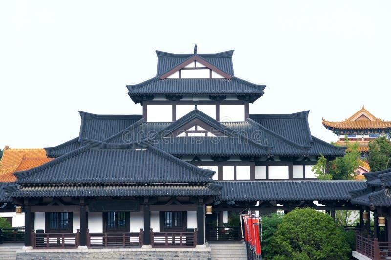 Xiang Yu Kings Hometown royalty-vrije stock afbeelding