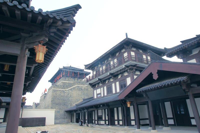 Xiang Yu Kings Hometown stock afbeeldingen