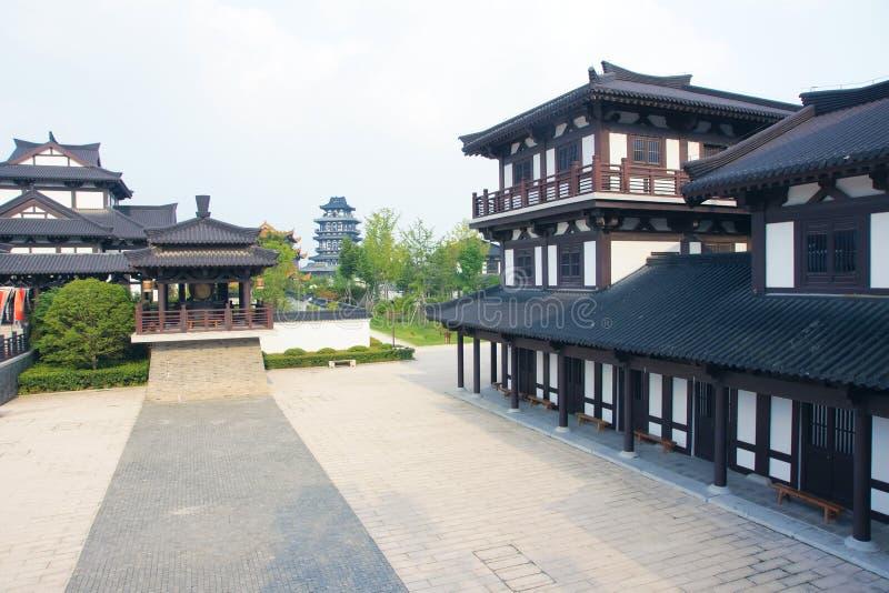 Xiang Yu królewiątek miasto rodzinne fotografia royalty free