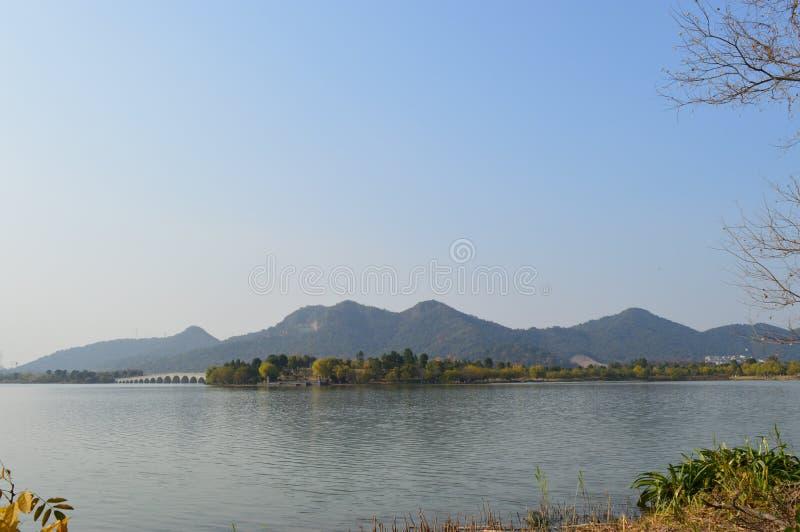 XiangHu湖 图库摄影