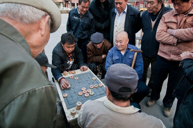 Xiangqi stockbild
