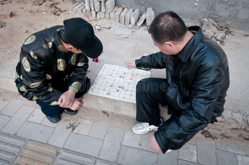 Xiangqi stockfoto