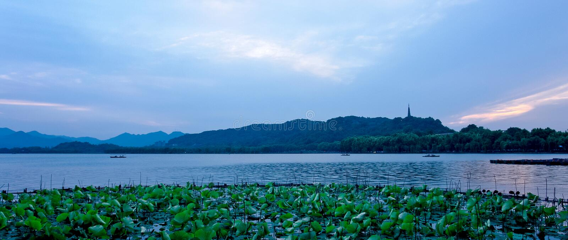 Xihu evening