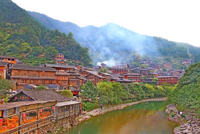 Xijiang photographie stock