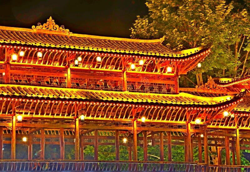 Xijiang royalty free stock photos