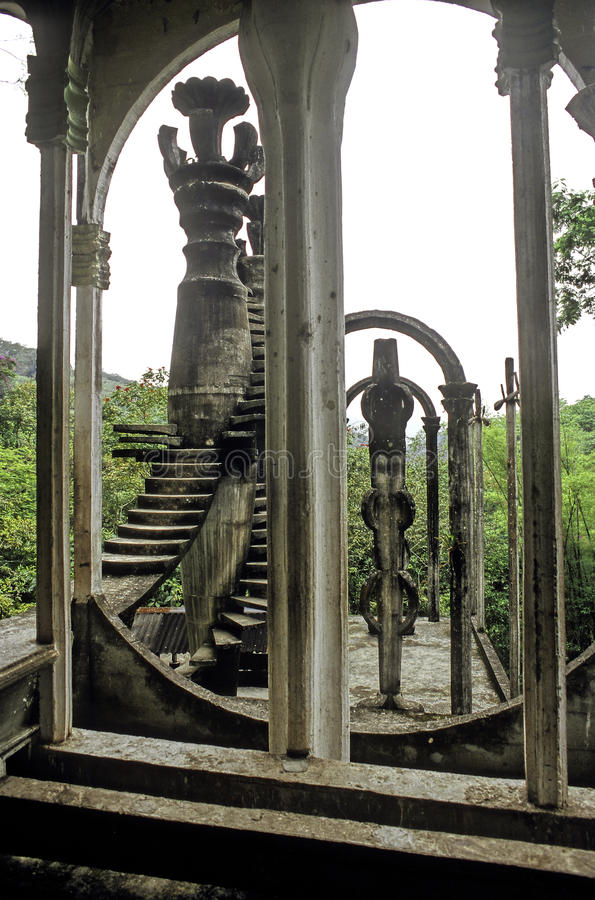 Xilitla royalty free stock images