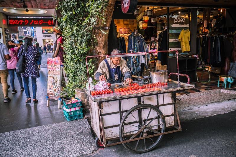 Ximending стоковая фотография rf