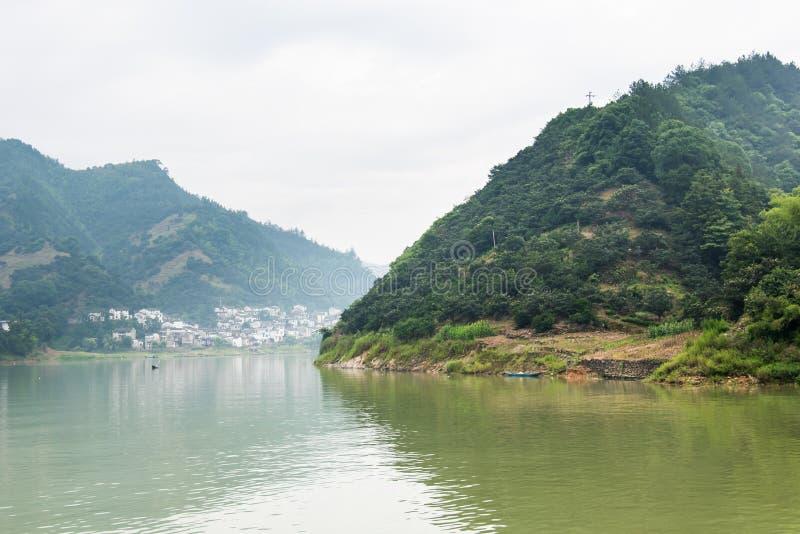 Xinan river gallery royalty free stock photography