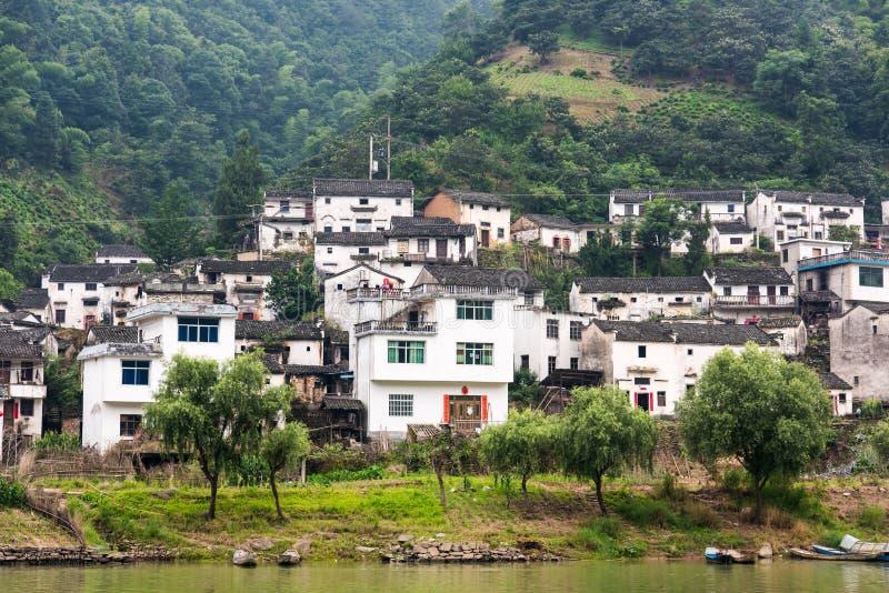 Xinan river gallery royalty free stock photo
