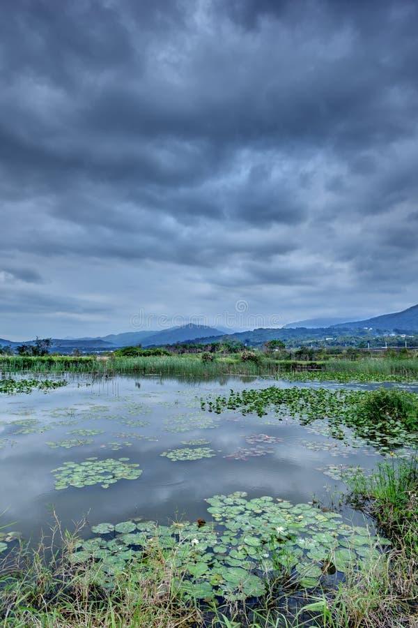 Xinliang bagna zdjęcie royalty free