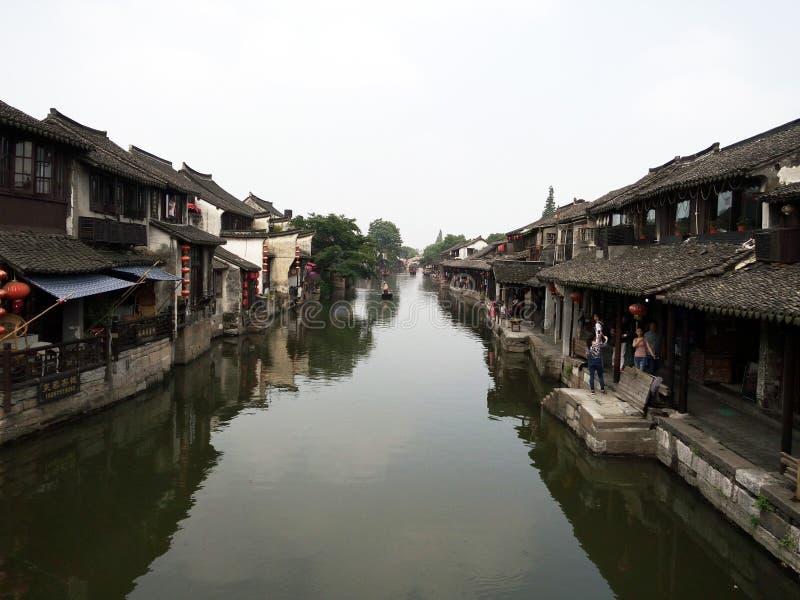Xitang ancient town stock photos
