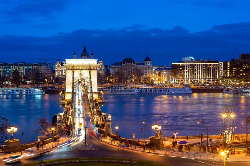 XIX wiek Budapest i Budapest, Węgry obraz royalty free