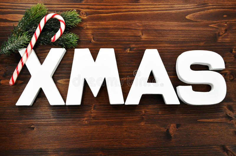 Download XMAS stock photo. Image of time, christmas, font, brown - 27628298