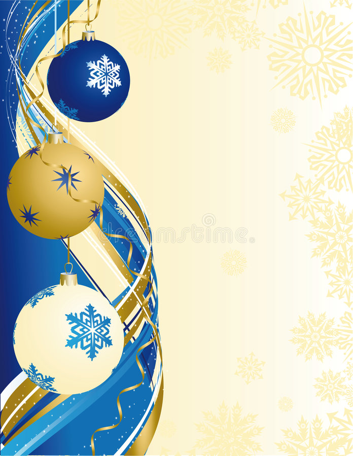 Xmas abstract background royalty free stock image