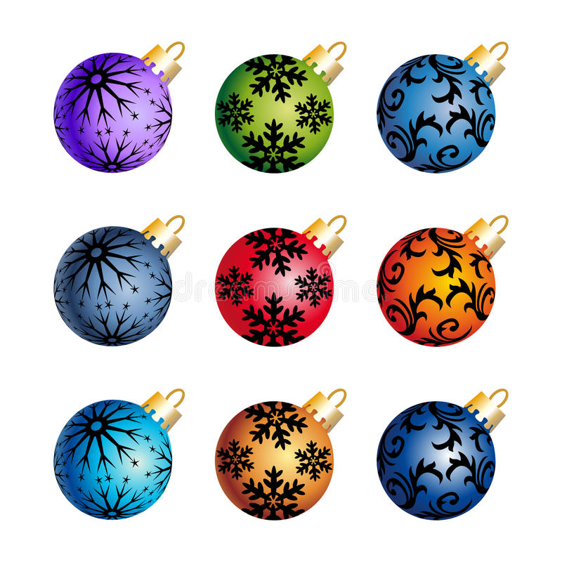 Download Xmas balls stock vector. Illustration of celebration - 11657471