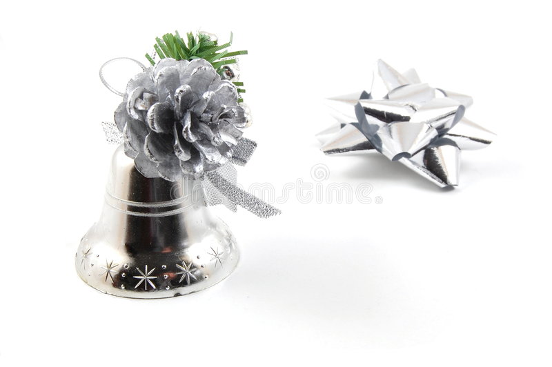 Download Xmas bells stock image. Image of holiday, white, clause - 6287091