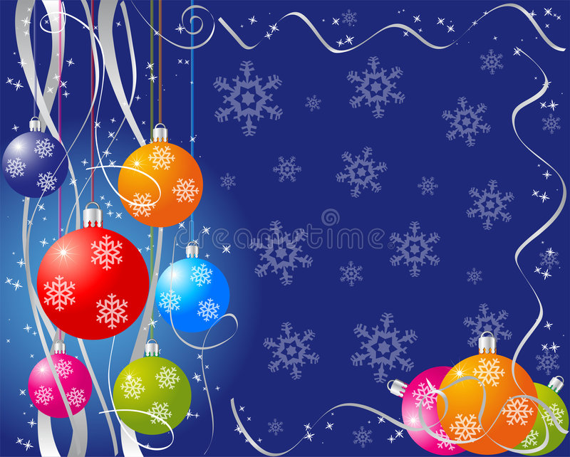 Download Xmas card stock vector. Illustration of invitation, glitter - 6913788