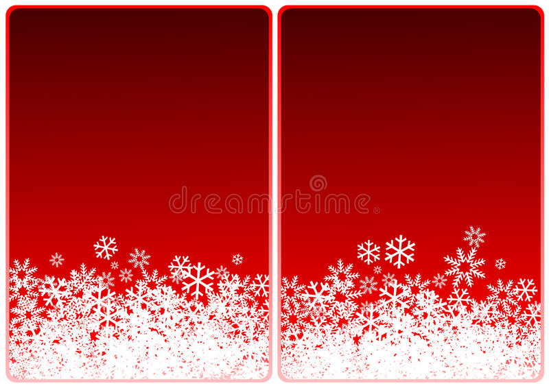 Download Xmas cards stock vector. Illustration of graphic, happy - 6895351