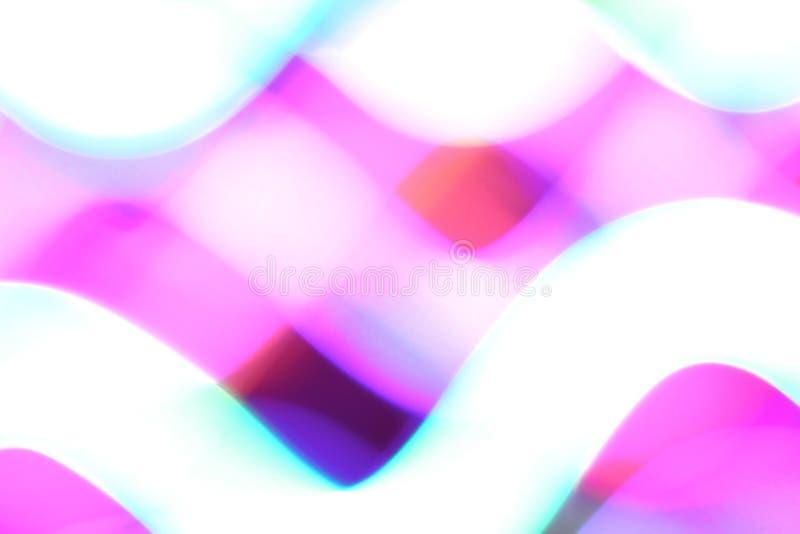 Xmas chodzenie przesuwał wakacyjną światło teksturę - śliczny abstrakcjonistyczny fotografii tło ilustracji