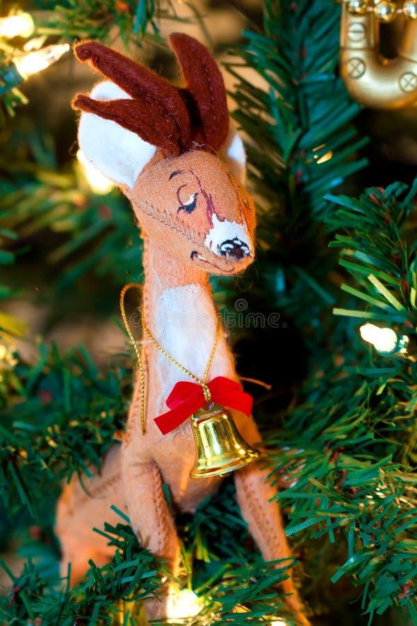 Download Xmas deer stock image. Image of illustration, snowman - 28196265