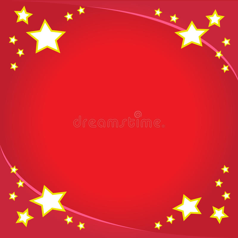 Download Xmas Design With Stars Royalty Free Stock Photos - Image: 11766998
