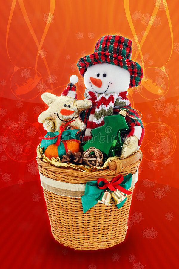 Free Xmas Gift Royalty Free Stock Image - 7015356