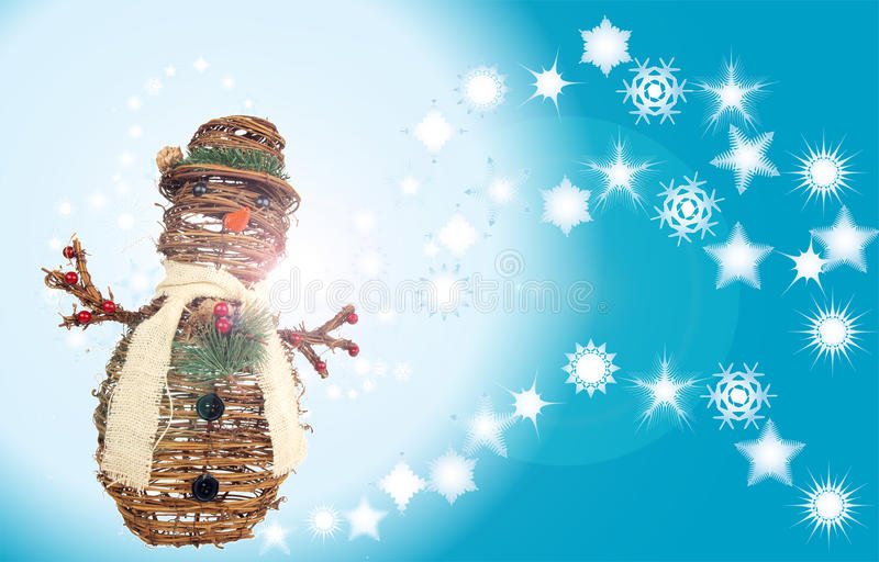 Xmas holiday background royalty free stock photo