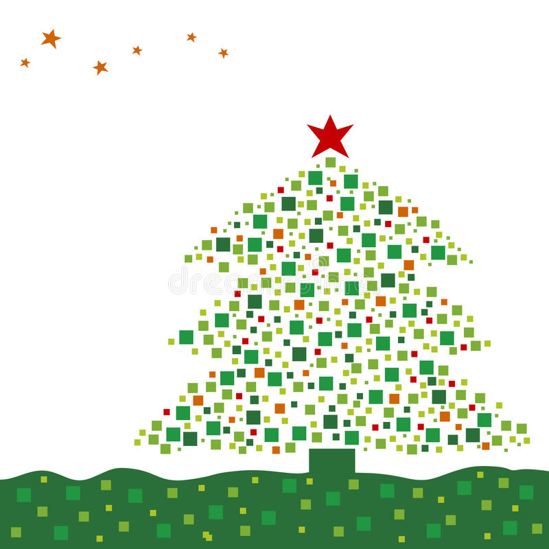 Download Xmas tree design stock vector. Illustration of design - 27338501