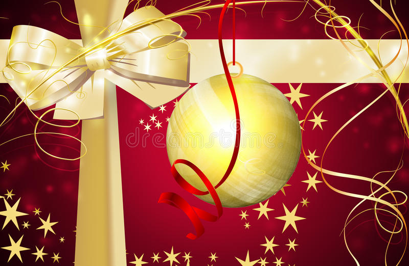 Xmass Gifts royalty free stock photography