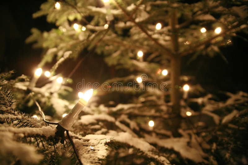 Download Xmastree stock image. Image of garland, hanging, christmas - 387051