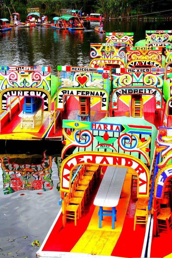 Xochimilco II images stock