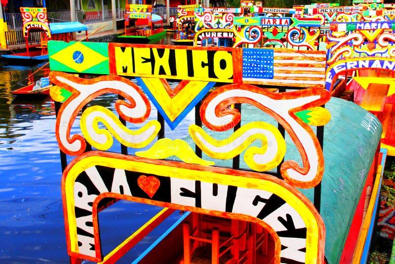 Xochimilco III image stock