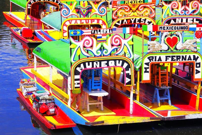 Xochimilco V image stock
