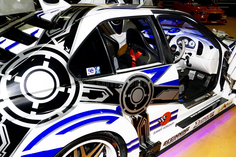 Download Xtreme Car editorial image. Image of chrome, expensive - 7562500