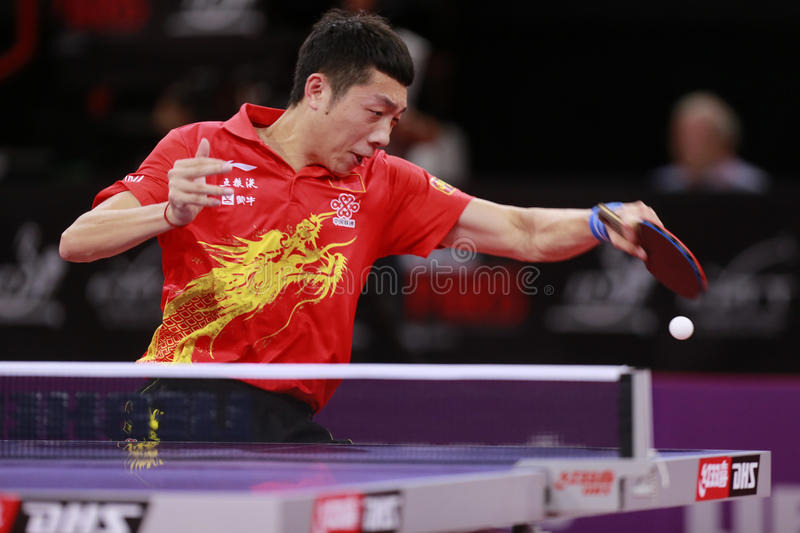 Download Xu Xin ( CHN ) editorial image. Image of ping, speed - 33570385