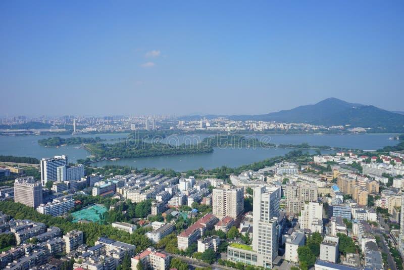 Xuanwu jezioro obraz royalty free