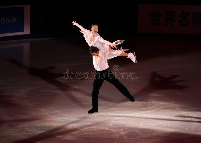 Xue Shen and Hongbo Zhao (CHN)