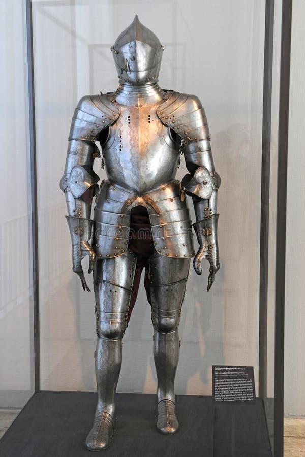 Download XVI Century German Armor editorial photography. Image of warrior - 27448752