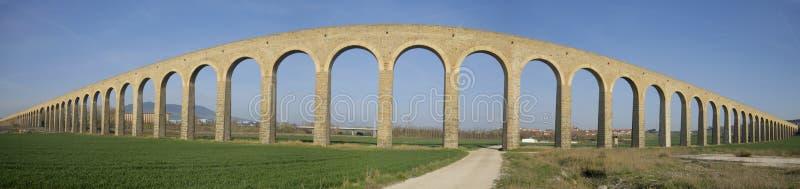 Download XXVIII Century Aqueduct Noain, Navarra Stock Image - Image: 18956077