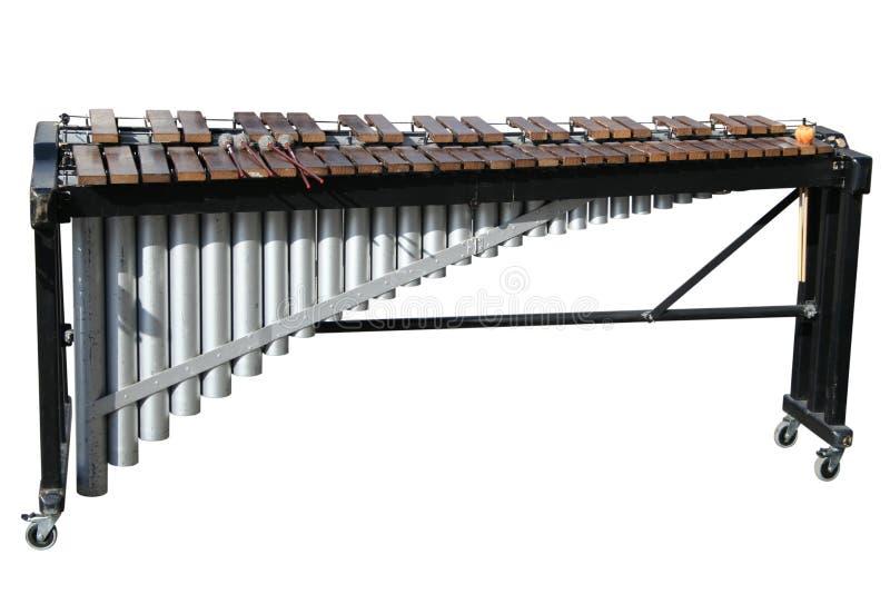 xylofon royaltyfri foto