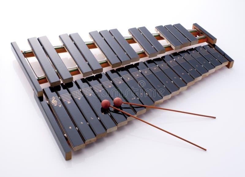 xylofon royaltyfria foton