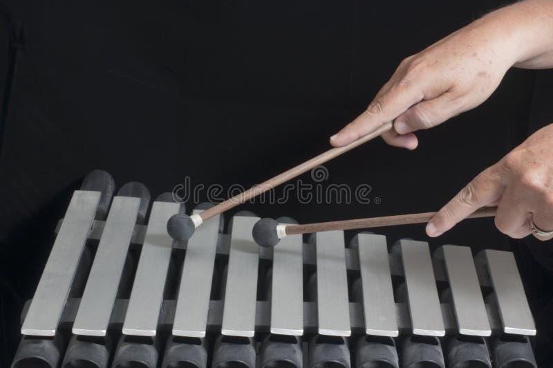 Xylophone foto de stock