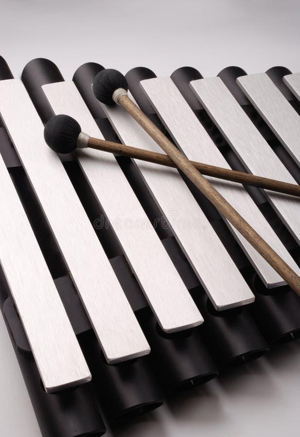 Xylophone imagens de stock