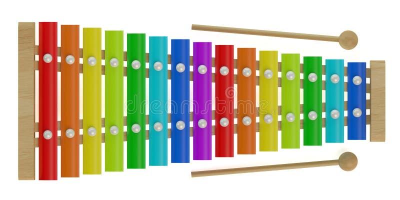 xylophone ελεύθερη απεικόνιση δικαιώματος