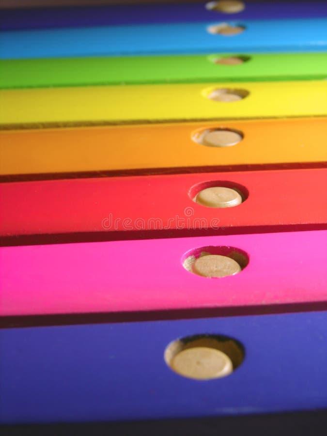 Xylophone fotos de stock