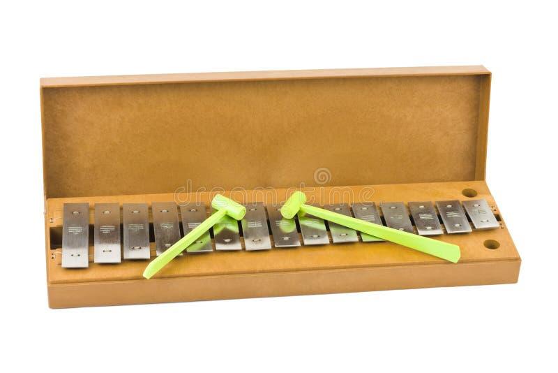 Xylophone foto de stock royalty free