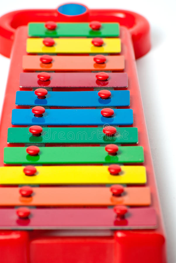 Download Xylophone Metallophone For Kids Selective Focus Stock Image - Image: 15533769